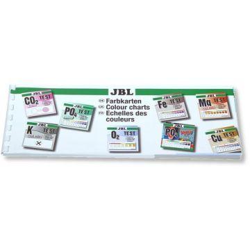 JBL Sortiment Test Farbkarte +