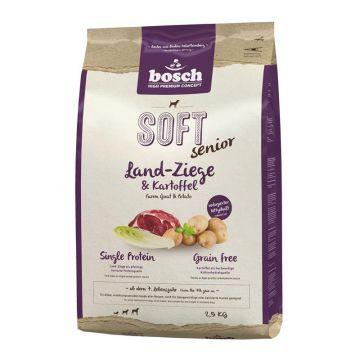 Bosch SOFT Senior Ziege & Kartoffel 2,5kg