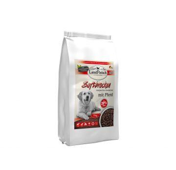Landfleisch Dog Softbrocken mit Pferd getreidefrei 5 kg