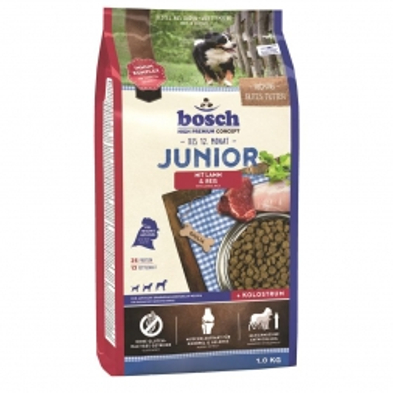 Bosch Junior Lamm & Reis     1 kg