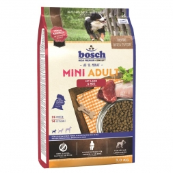 Bosch Mini Adult Lamm & Reis    3 kg