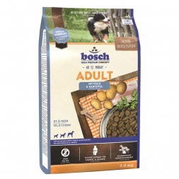 Bosch Adult Fisch & Kartoffel    3 kg