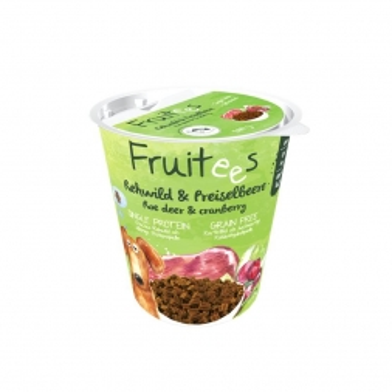 Bosch Snack Fruitees Rehwild & Preiselbeeren 200g
