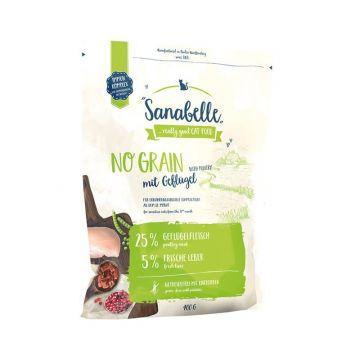 Sanabelle No Grain Geflügel 400 g
