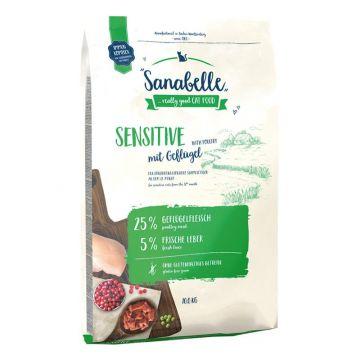 Sanabelle Sensitive Geflügel 10 kg