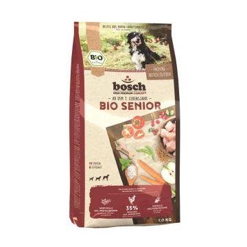 Bosch Bio Senior Hühnchen & Preiselbeere 1kg