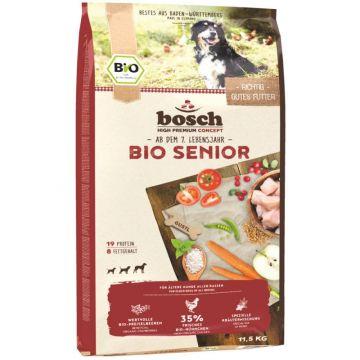 Bosch Bio Senior Hühnchen & Preiselbeere 11,5 kg