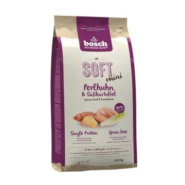 Bosch HPC Soft Mini Perlhuhn & Kartoffel 1kg