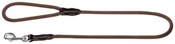 Hunter Führleine Freestyle 10 mm / 110 cm braun