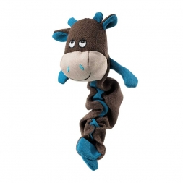Hunter Spielzeug Stretch Body Cow br./beige 35cm