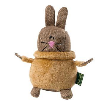 Hunter Spielzeug T-Neck Rabbit braun 14cm
