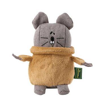Hunter Spielzeug T-Neck Mouse braun 14cm