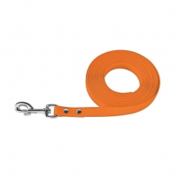 Hunter Suchleine Convenience 500 cm / 15 mm neonorange