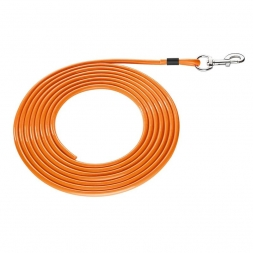 Hunter Suchleine Convenience Round  500 cm / 8 mm neonorange