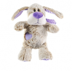 Hunter Hundespielzeug Patchwork Quincy Hund 30 cm