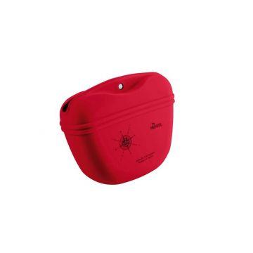 Hunter Gürteltasche Silikon List Rot 13 x 11 x 5 cm