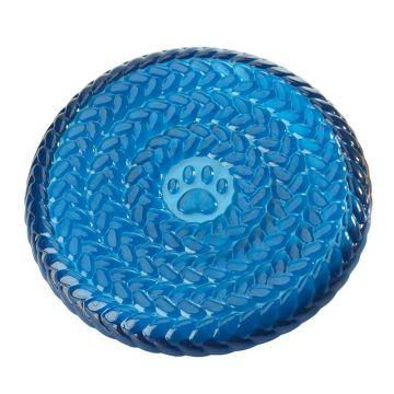 Hunter Spielzeug TPR Frisbee blau 23cm