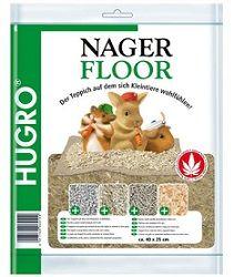 Hugro Nagerfloor Hanfmatte Standard 40x25cm