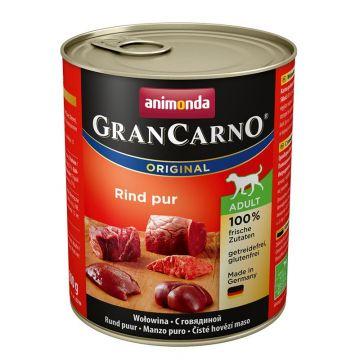 Animonda GranCarno Adult Rind 800g (Menge: 6 je Bestelleinheit)