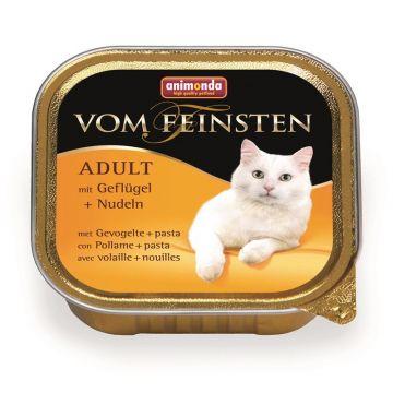 Animonda vom Feinsten Adult mit Geflügel & Nudeln 100g (Menge: 32 je Bestelleinheit)