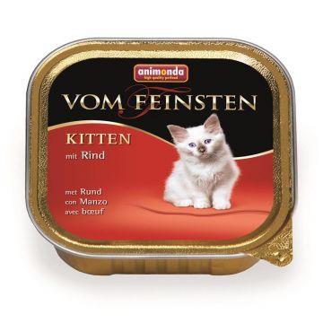 Animonda vom Feinsten Kitten Rind 100g (Menge: 32 je Bestelleinheit)