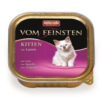 Animonda vom Feinsten Kitten Lamm 100g (Menge: 32 je Bestelleinheit)