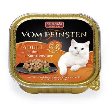 Animonda vom Feinsten mit Huhn in Karottensauce 100g (Menge: 32 je Bestelleinheit)