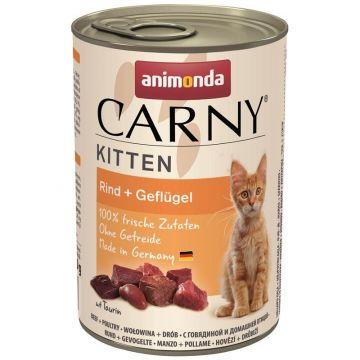 Animonda Carny Kitten Geflügelcocktail 400g (Menge: 6 je Bestelleinheit)