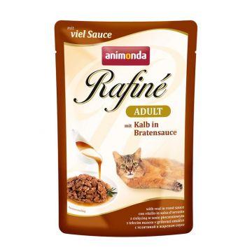 Animonda PB Rafine Soupe Kalb in Bratensauce 100g (Menge: 12 je Bestelleinheit)