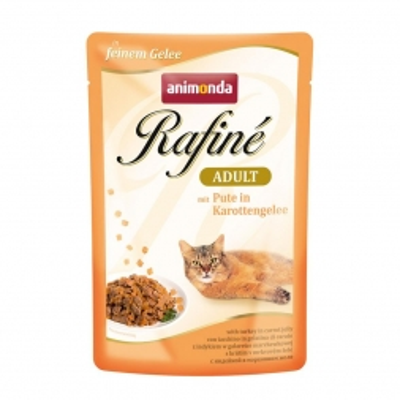 Animonda PB Rafine Soupe Pute & Karottengelee 100g (Menge: 12 je Bestelleinheit)