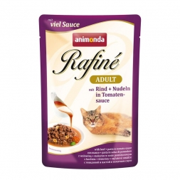 Animonda PB Rafine Rind & Nudeln in Tomatensauce 100g (Menge: 12 je Bestelleinheit)