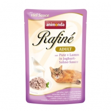 Animonda PB Rafine Soupe Pute & Lamm mit Joghurt- Sahnesauce 100g (Menge: 12 je Bestelleinheit)