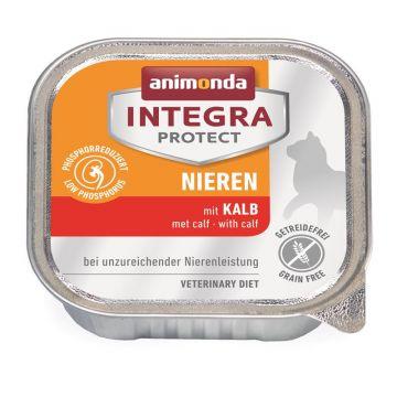 Animonda Integra Protect Niere mit Kalb 100g (Menge: 16 je Bestelleinheit)