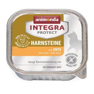 Animonda Integra Protect Harnsteine mit Ente 100g (Menge: 16 je Bestelleinheit)