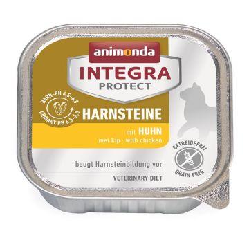 Animonda Integra Protect Harnsteine mit Huhn 100g (Menge: 16 je Bestelleinheit)