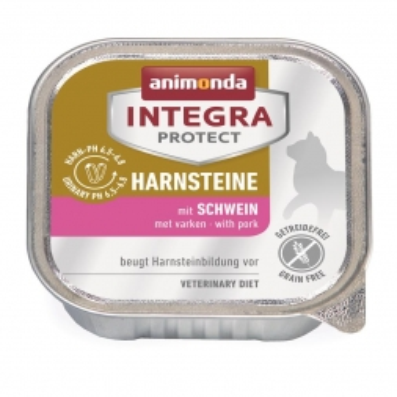Animonda Integra Protect Harnsteine mit Schwein 100g (Menge: 16 je Bestelleinheit)