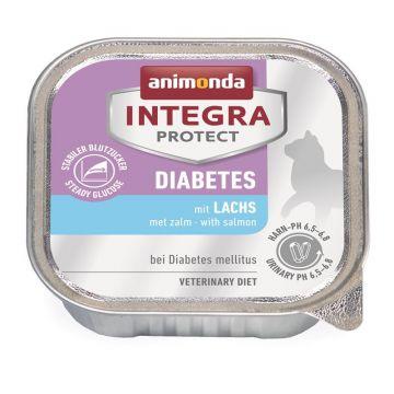 Animonda Integra Protect Diabetes mit Lachs 100g (Menge: 16 je Bestelleinheit)