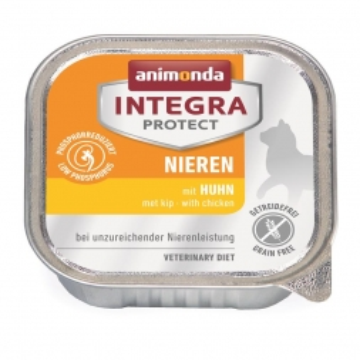 Animonda Integra Protect Niere mit Huhn 100g (Menge: 16 je Bestelleinheit)