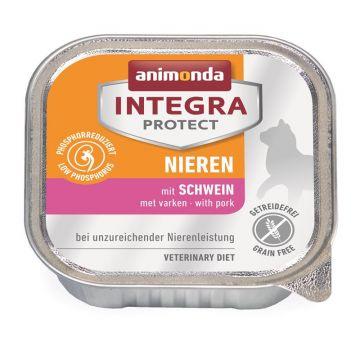 Animonda Integra Protect Niere mit Schwein 100g (Menge: 16 je Bestelleinheit)