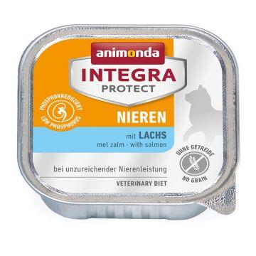 Animonda Integra Protect Niere mit Lachs 100g (Menge: 16 je Bestelleinheit)