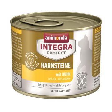 Animonda Integra Protect Harnstein mit Huhn 200g (Menge: 6 je Bestelleinheit)