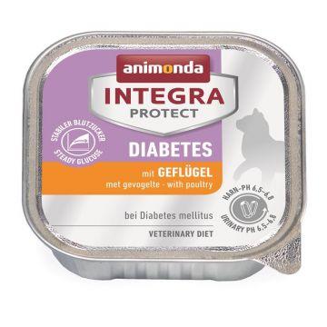 Animonda Integra Protect Diabetes mit Geflügel 100g (Menge: 16 je Bestelleinheit)