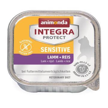 Animonda Integra Protect Sensitiv mit Lamm & Reis 100g (Menge: 16 je Bestelleinheit)