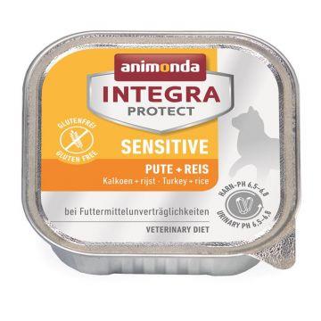 Animonda Integra Protect Sensitiv mit Pute & Reis 100g (Menge: 16 je Bestelleinheit)