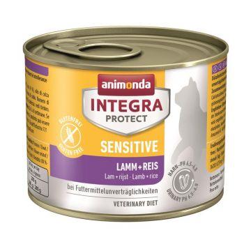 Animonda Integra Protect Sensitiv Protein Lamm & Reis 200g (Menge: 6 je Bestelleinheit)