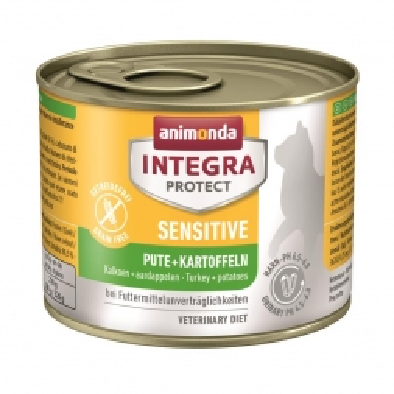 Animonda Integra Protect Sensitiv Protein Pute & Kartoffeln 200g (Menge: 6 je Bestelleinheit)