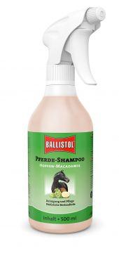 Ballistol Pferdeshampoo Brennessel-Kamille       500 ml