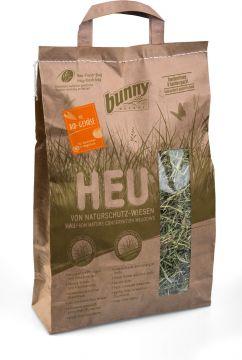 Bunny HEU von Naturschutz-Wiesen 250g mit Bio-Gemüse