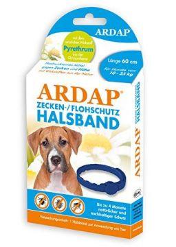 Ardap Zecken- u. Flohhalsband Hunde 10-25 Kg 60 cm