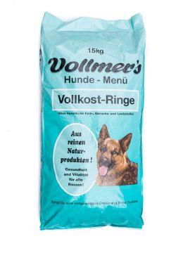 Vollmers Vollkost-Ringe 15kg